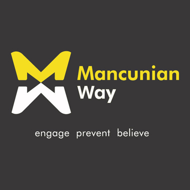 Mancunian Way Logo